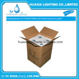 Warmes White/RGB Unterwasser-LED Swimmingpool-Beleuchtung-Licht
