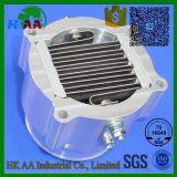 5 axes CNC Precision Turning Milling Billet Aluminium Régulateur d'air Refroidisseur de grille