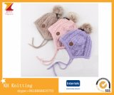 승진 가격 아기를 위한 귀여운 Earflap 모자