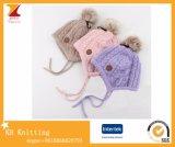 Шлем Earflap цены промотирования милый для младенца