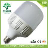 고성능 유백색 덮개 E27 T140 LED 글로벌 60W 전구