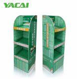 Papel de cartón de alta calidad de expositor de suelo fabricante de China