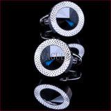 Качество VAGULA супер Cuffs Cufflinks 389 Gemelos соединений тумака диаманта опаловые