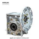 Nmrv025-090 d'Engrenage Réducteur de vitesse avec boîtier en alliage en aluminium