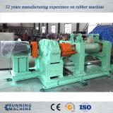 Machine de moulin de mélange de roulis du laboratoire deux