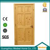 Подгоняйте двери узловатого ольшаника нутряные твердые деревянные