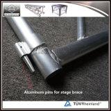 Fase mobile di alluminio laminata antisdrucciolevole della piattaforma del compensato di 18mm per l'evento esterno