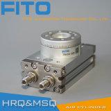 Cylindre pneumatique compact d'air de Tableau rotatoire
