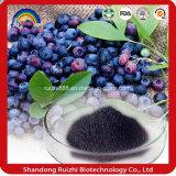 Extrato orgânico superior da uva-do-monte do pó 100% do extrato da uva-do-monte da qualidade