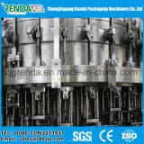 Máquinas automáticas de enchimento de água engarrafada e refrigerada com gás