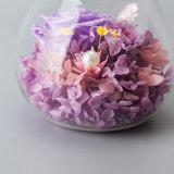 Flor de la promoción con la luz para la decoración de la boda