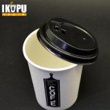 8oz使い捨て可能な習慣によって印刷されるコーヒー紙コップ