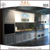 N & L cozinha da mobília da laca com porta do abanador (kc1130)