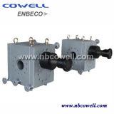 Calefacción eléctrica bomba de fusión de la máquina extrusora