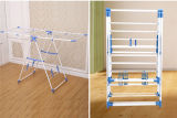 3.15kg Cheap SKD Packing K-Type Nouveau PP Plastique en poudre Revêtue Tube Baby Clothes Dryer Rack Jp-Cr109PS