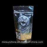 Мешок замка застежка-молнии фольги для упаковки еды