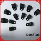 Boucles d'oreille colorées et petites boucles en métal (DR-Z0210)