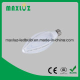 Hot Sale 50W LED Corn Light Olive Shape com base E27