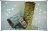 Papier d'aluminium de Ptp pour l'empaquetage de tablette