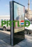 Bordo della strada esterno a doppia faccia personalizzato SMD2727 che fa pubblicità al segno del LED (P5, P6)