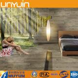Azulejo de suelo del PVC, azulejo del material de construcción del PVC para la casa