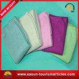 Kundenspezifische Farben-Wegwerfluftfahrt-Socken hergestellt in China