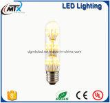 Il tubo di MTX LED illumina la lampadina decorativa bianca calda di risparmio di energia 3W il LED Babysbreath