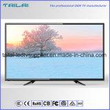 "Androides System 50 ""Fernsehapparat3 HDMI 2 USB-hohe koaxialhelligkeit LED-WiFi"