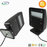Nouveau design 35W Waterproof LED Wallpack Light Warm / Pure / Cool White