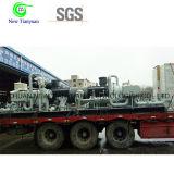 Compressor de gás de Freon com manutenção fácil do controlo automático do PLC