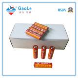 AA極度の頑丈なR6pの電池(UM-3)