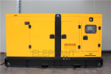 高品質88kVA Sdecの無声ディーゼル発電機