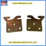 Contact en laiton, pour prise de contact en cuivre (HS-PB-014)