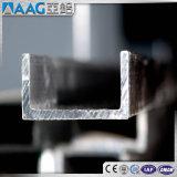 알루미늄 알루미늄 밀어남 단면도 6082 T5 T6
