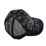 وقت فراغ قبعة عادة 5 ألوان تطريز [سنببك] فصل صيف شحّان قبعة