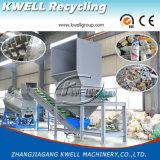 Serbatoio di plastica residuo della casella del barilotto del contenitore della bottiglia che lava riciclando macchina
