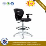 Assentos de tecido Metal Ring Lab Chair Bar Stools (HX-J018)