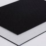 courroie de tapis roulant de bande de conveyeur de diamant noir de 2mm