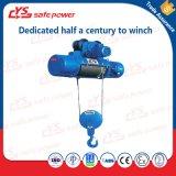 Hot- vente utilisé Mini palan à chaîne électrique double pour le statif, de bras de grue Grue