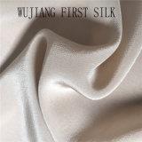 Crepe de seda de Chine tecido sólido