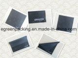 Schwarzes Eyewear Microfiber Putztuch-Weiß-Firmenzeichen