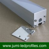 China Fornecedor LED Aluminum Perfil U Shape Best Seller