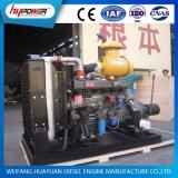 150HP 물은 6 실린더 클러치를 가진 터보로 충전된 R6105 엔진 모터를 냉각했다