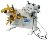 Enderezadora automática con el uso de Uncoiler en la línea de la prensa para la línea de molde