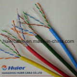 Beschermde CAT6 LAN SFTP Kabel met Al Tc Vlechten en CCA van het Koper Leider