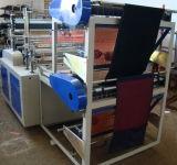 Grande quantidade de material Bag fazendo a máquina para T-shirt/sacos de tela plana