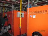 Gaz, essence diesel, chaudière à eau chaude à double carburant pour l'hôtel