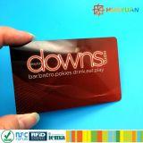 E-ticket Mifare DESFire EV1 2K 4K 8K de tarjetas inteligentes RFID
