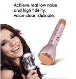 Портативный беспроволочный шикарный удобный миниый микрофон K088 Karaoke Bluetooth