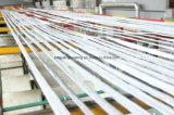 Semi fibre discontinue de polyesters de l'édredon 3D de palier de Vierge